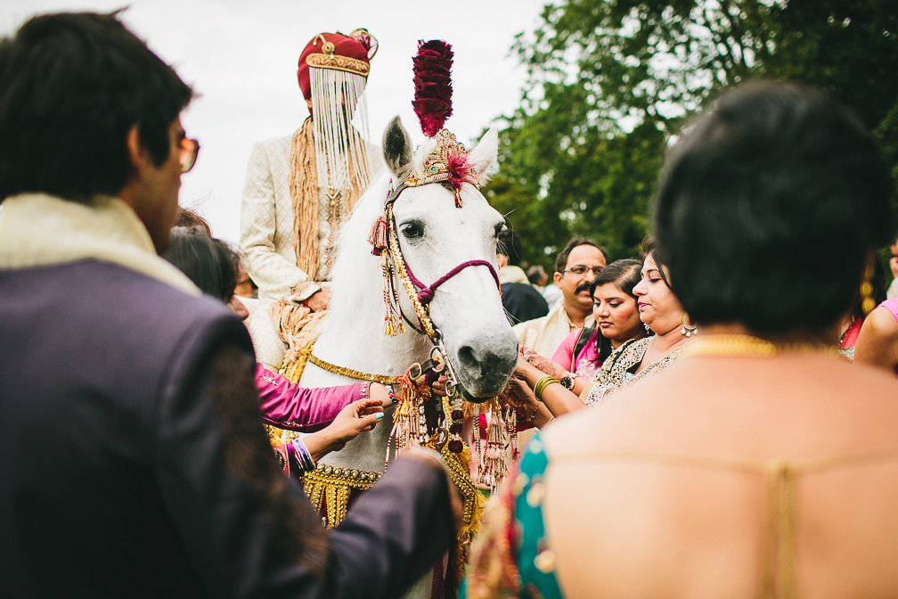 Aditi + Amit Wedding