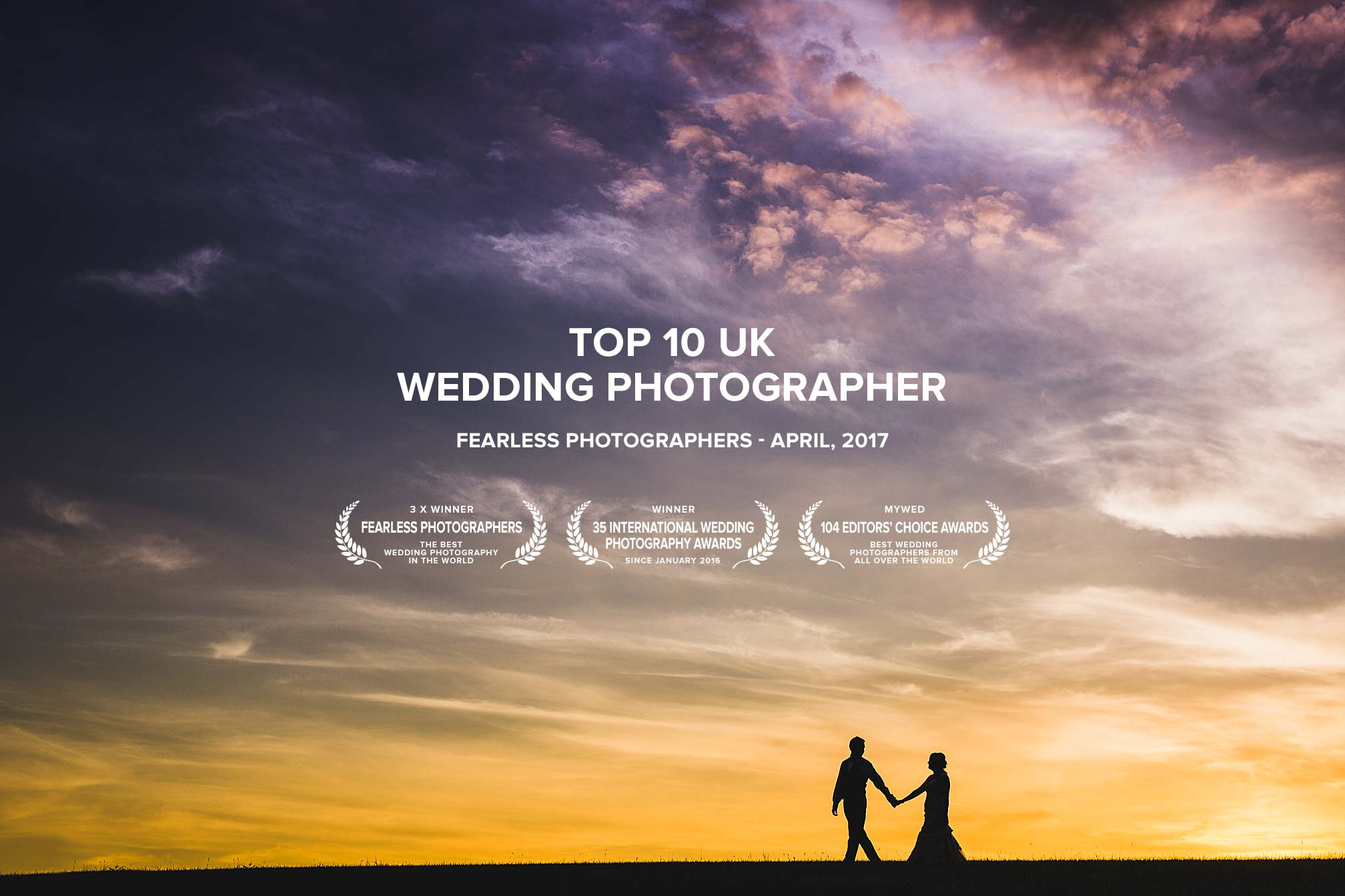 Fearless Photographers - Award Winning Wedding Photographer