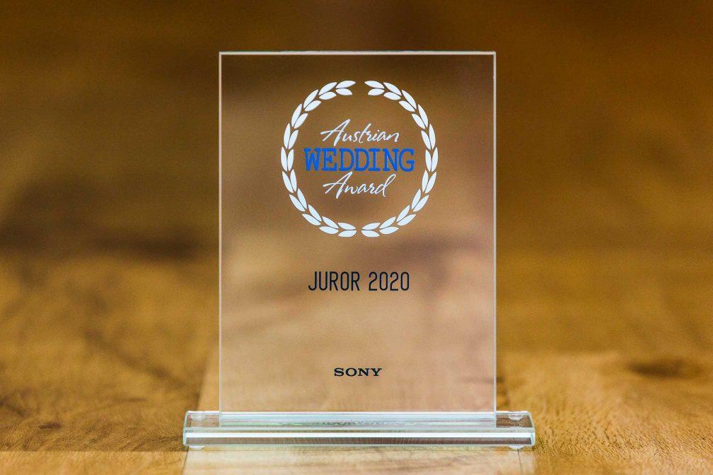 Aaron Storry - Austrian Wedding Awards, 2020 Juror