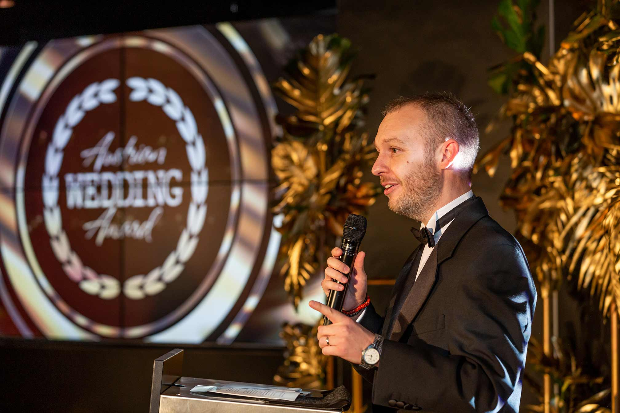 Austrian Wedding Awards, Aaron Storry