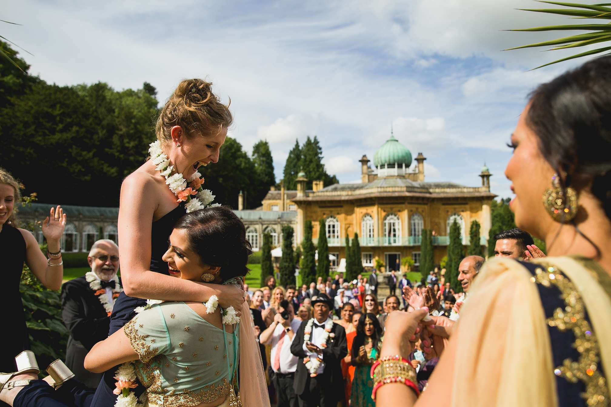 Hindu wedding at Sezincote House
