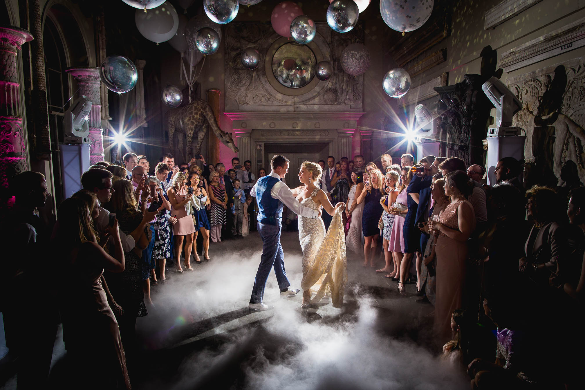 Award Winning First Dance at Anyhoe Park