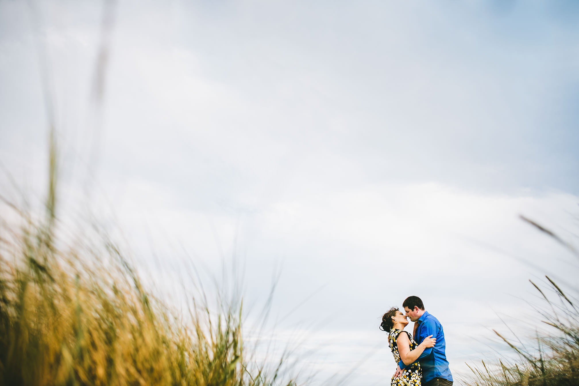 Coastal Pre-Wedding Shoot