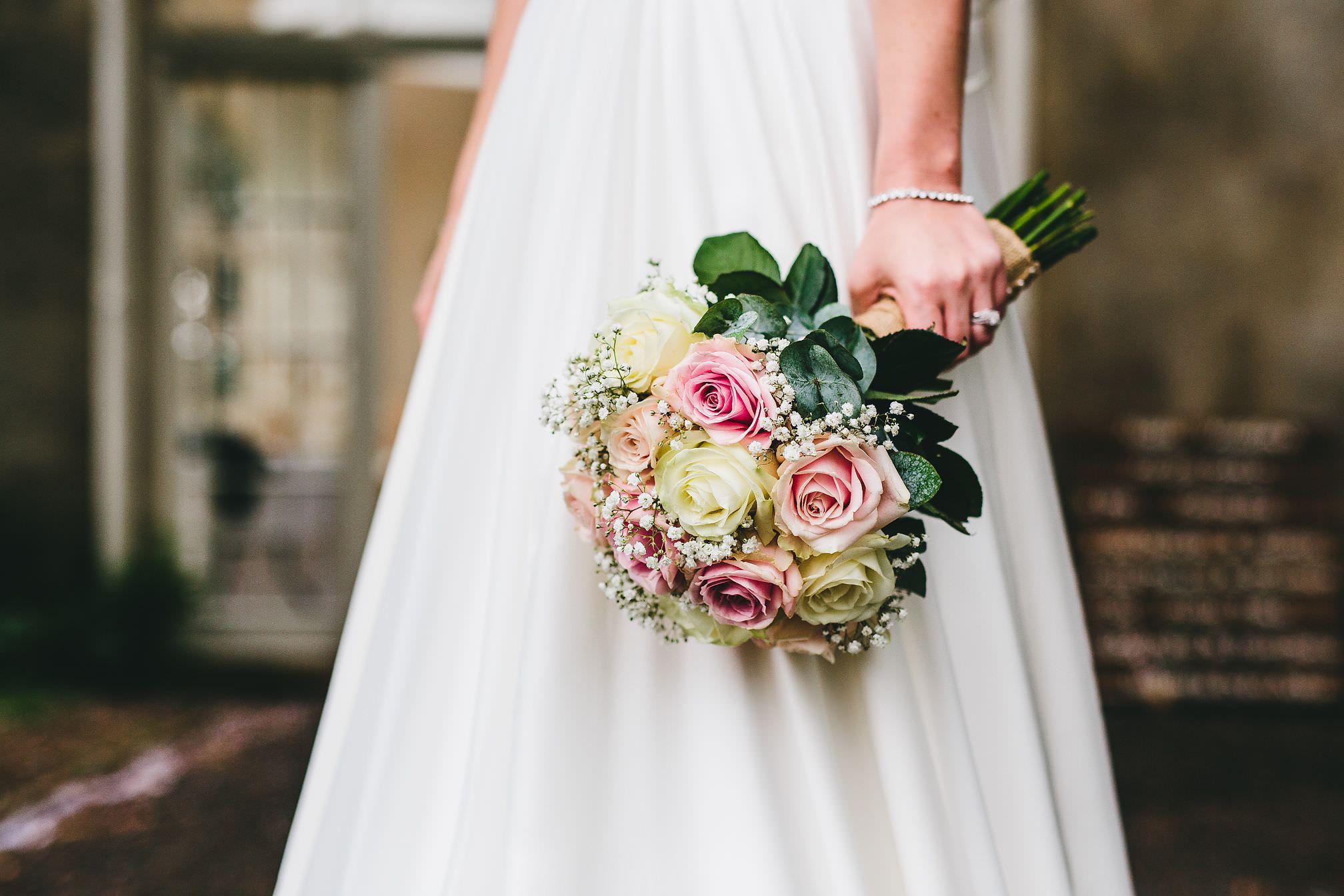 Stunning bridal bouqet