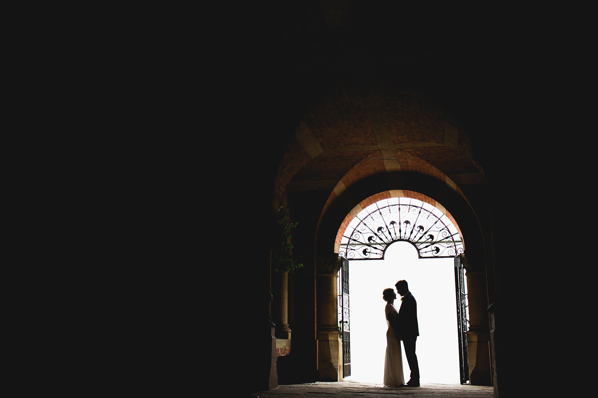 MyWed Editors Choice - Birmingham Oratory Front Entrance Wedding Photography
