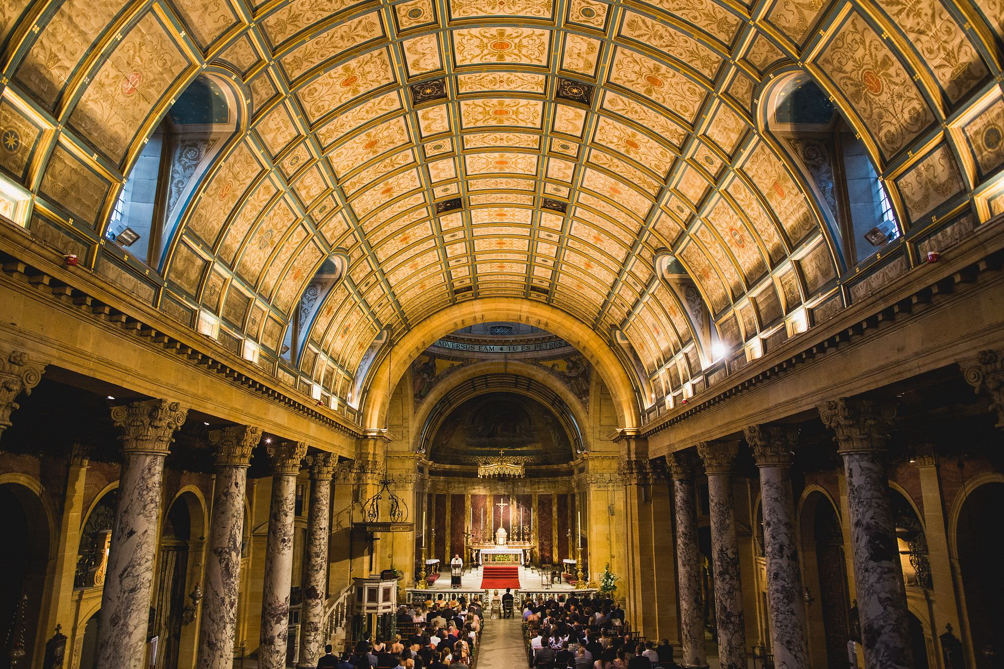 MyWed Editors Choice - Birmingham Oratory Wedding Photography