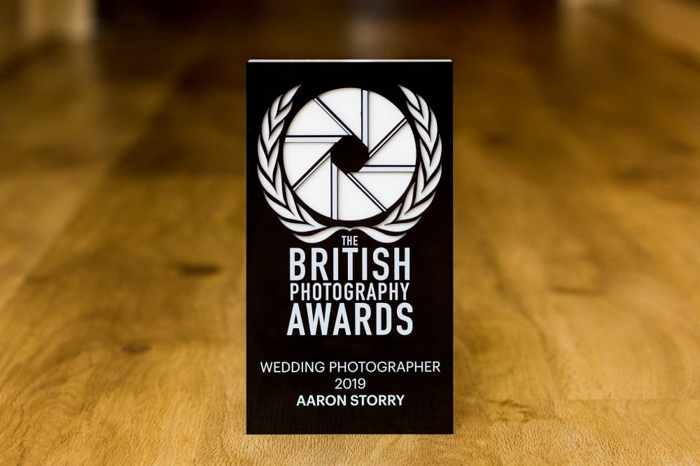 Aaron Storry - British Wedding Photographer of the Year, 2019