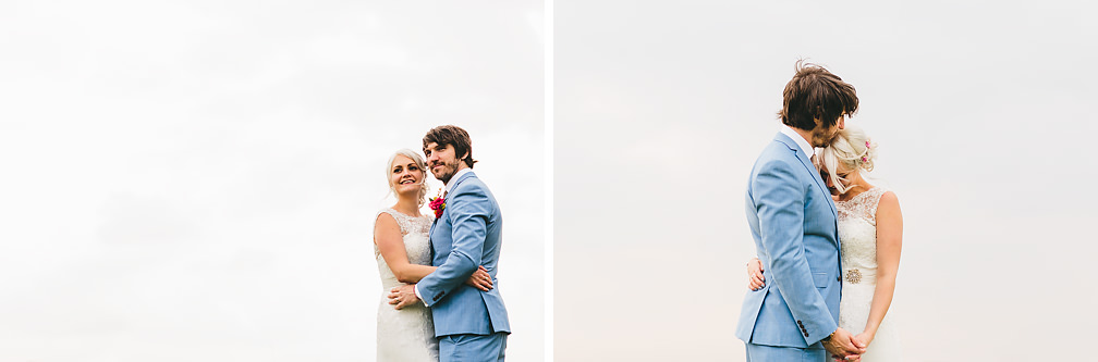 Clare + Chris Wedding