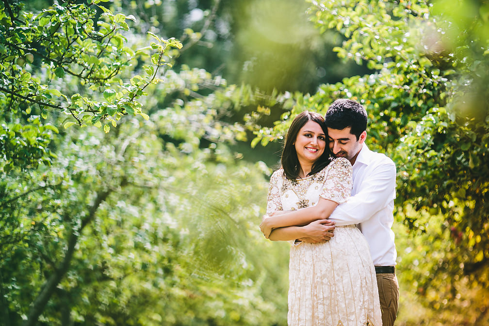 Chandni + Neal Engagement
