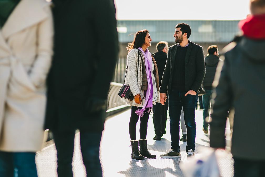 Chandni + Neal Engagement