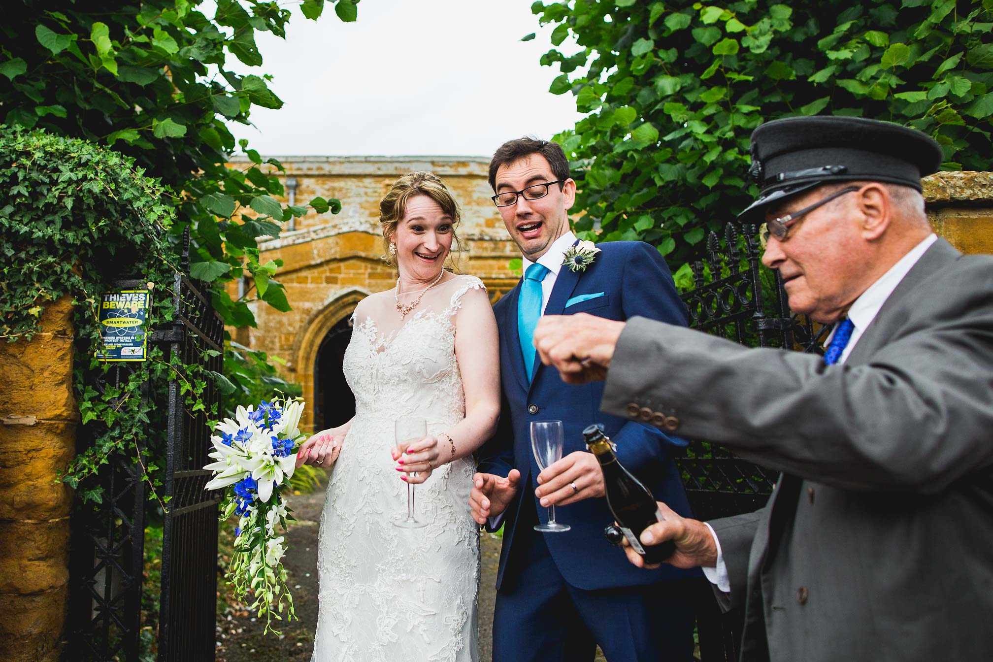 MyWed Editors Choice - Champagne Opening Confetti Picture