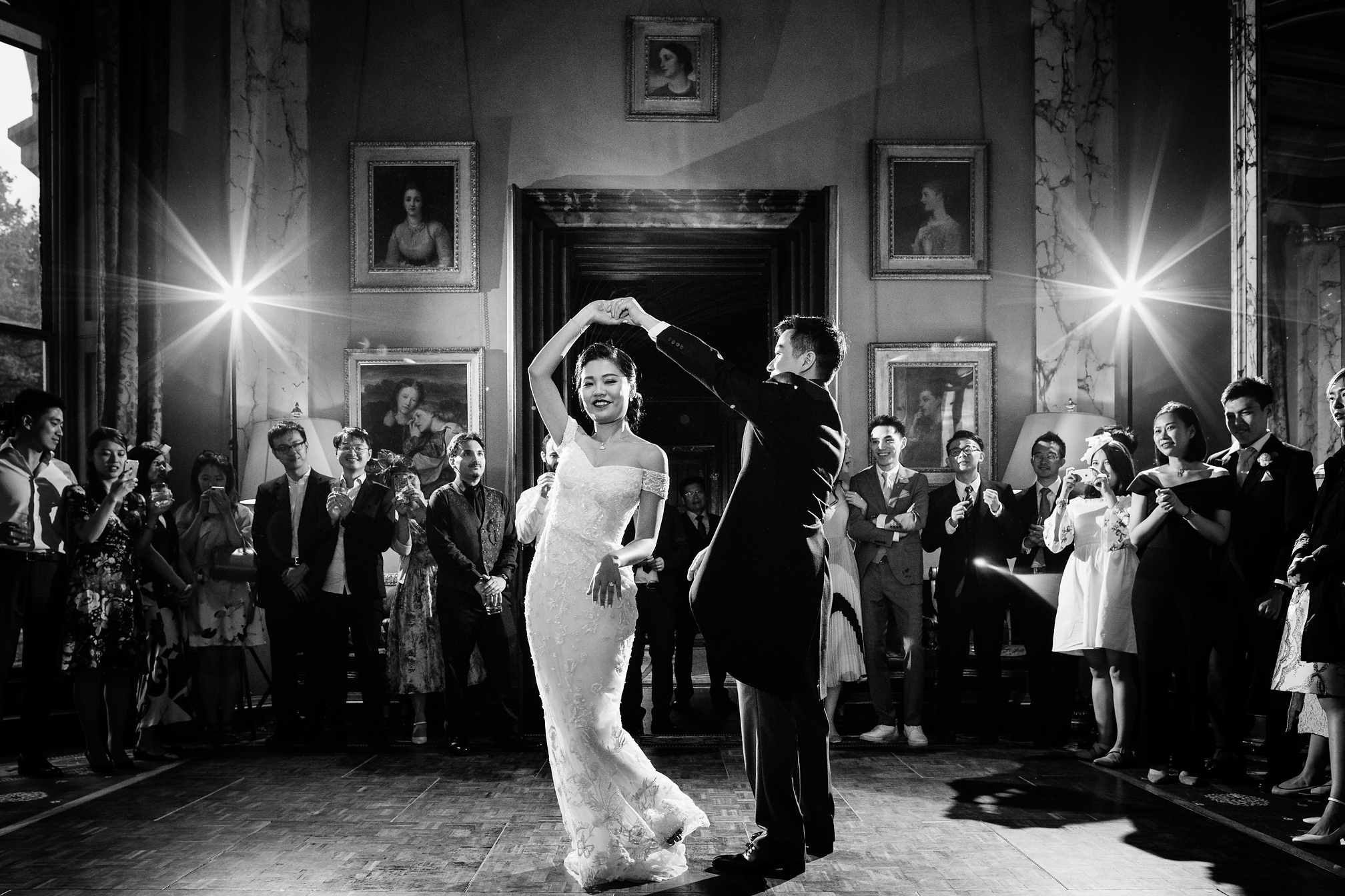 Chinese Wedding Photographer - First Dance