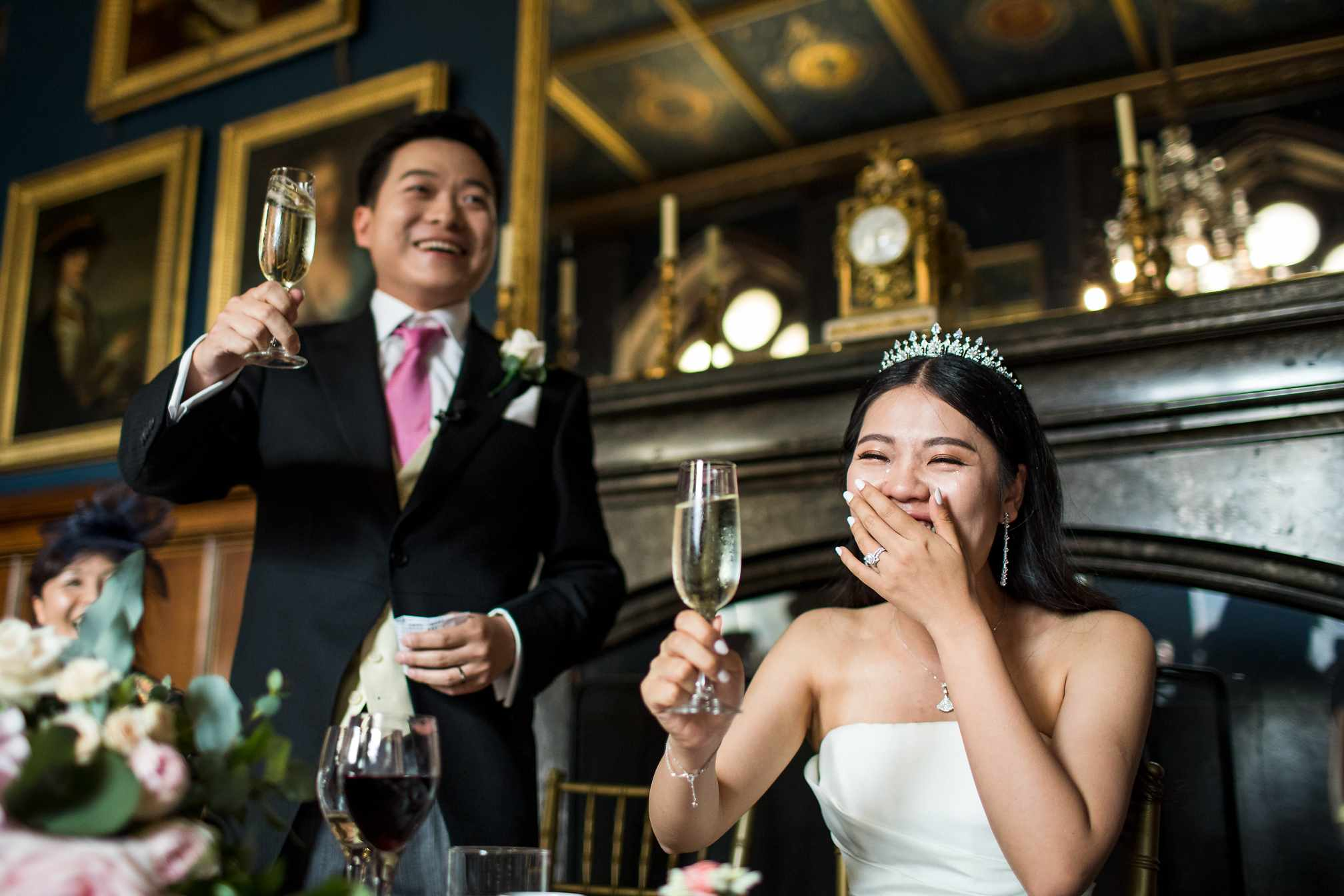 Chinese Wedding Photography - Speeches