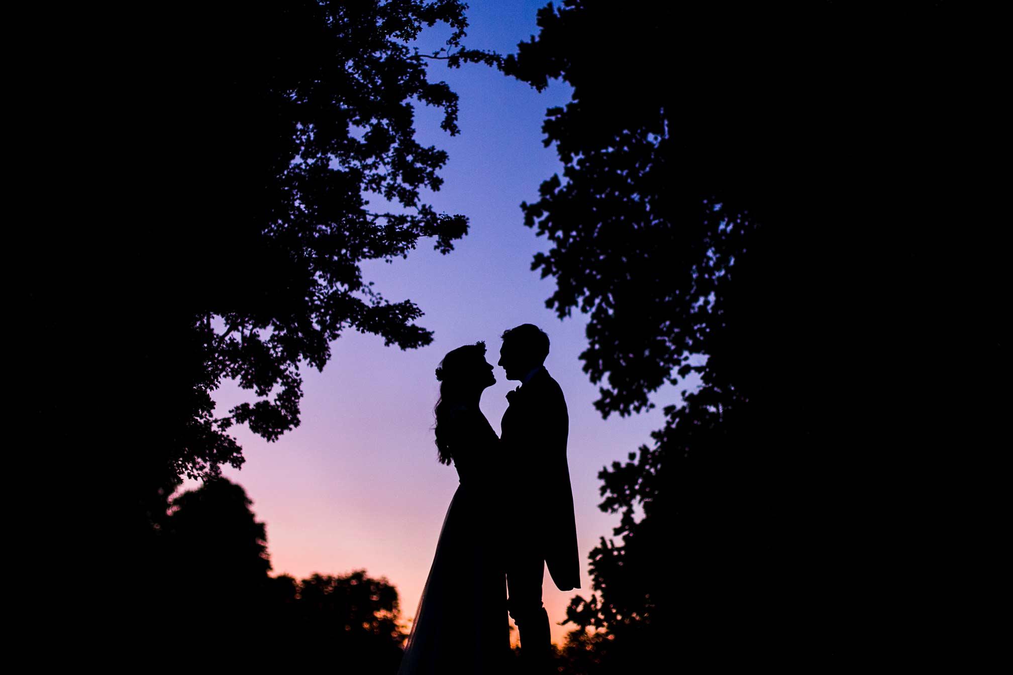 Sunset Portrait at Chippenham Park