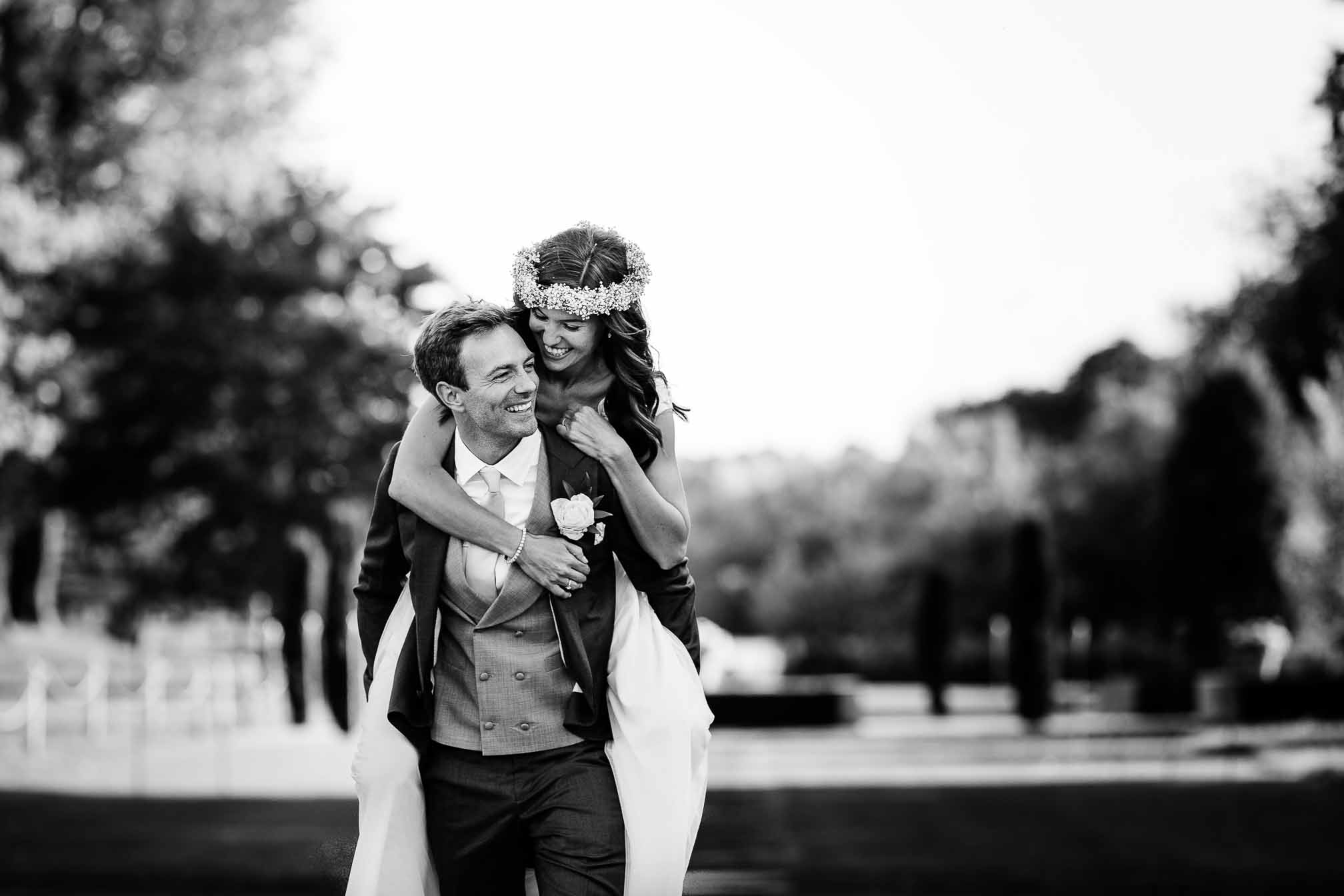Gorgeous couple at Chippenham Park