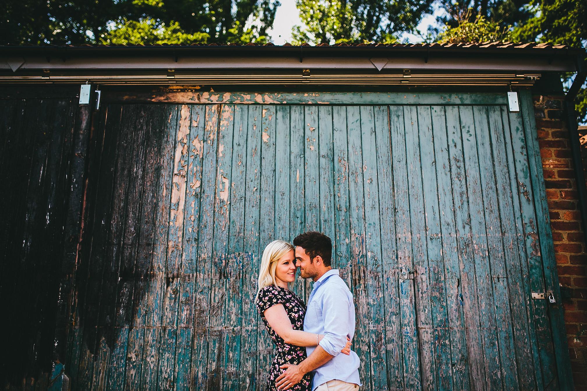Kelly & James Pre-Wedding Shoot