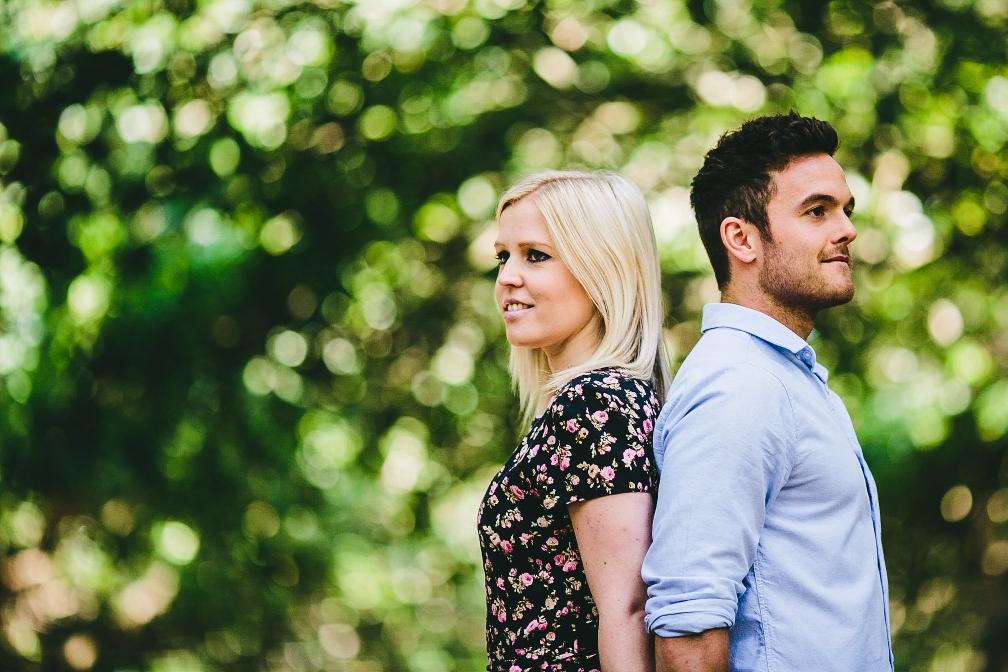 Beautiful Pre-Wedding Shot