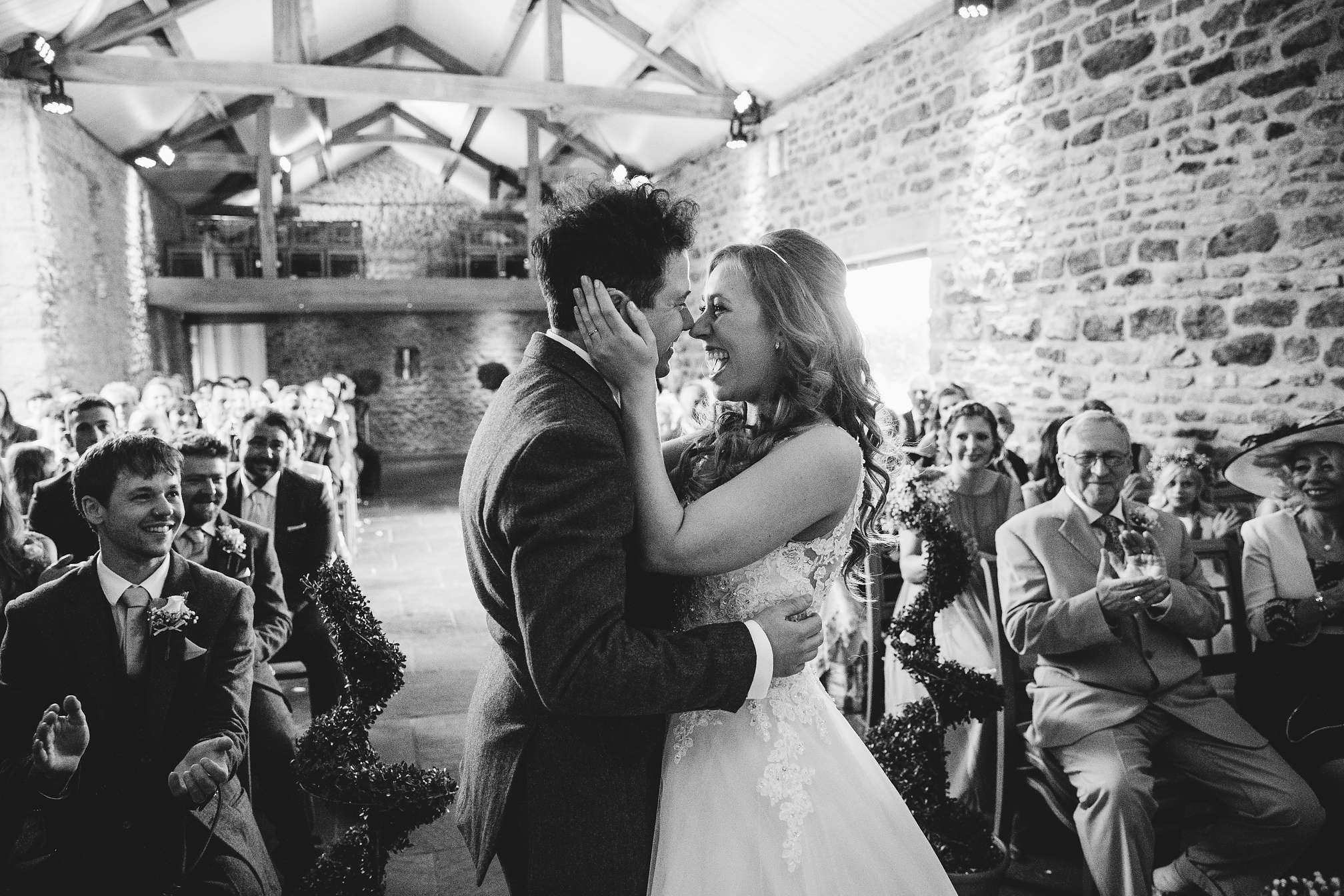 First Kiss at Dodford Manor