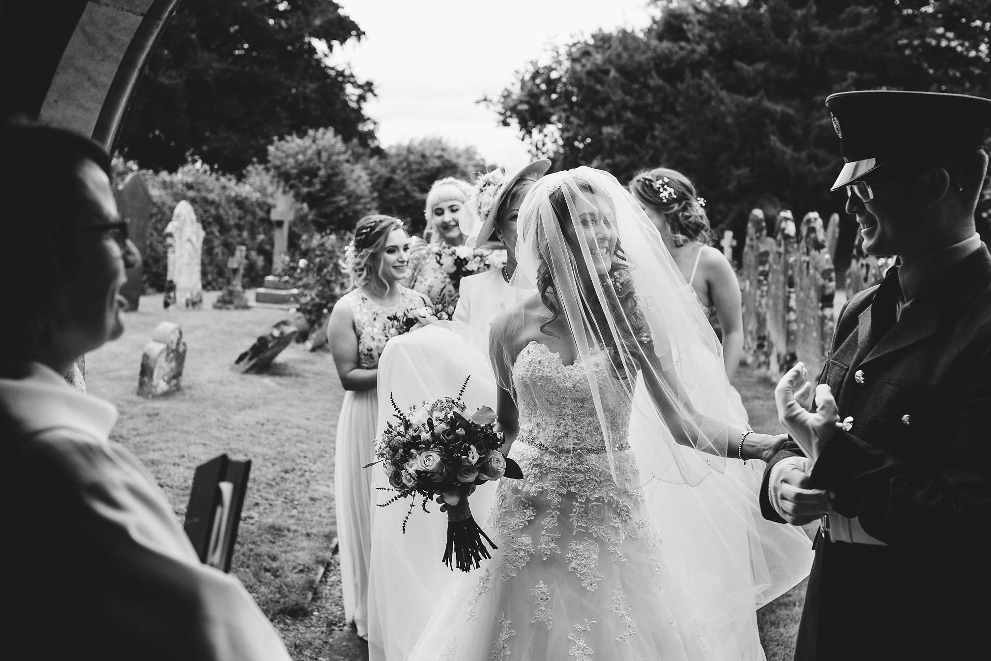 Emily & Mark's Wedding - Award Winning Church Moment