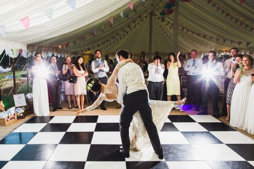 MyWed Editors Choice - The Epic First Dance