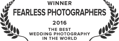 Fearless Photographers Award - 2016