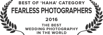 Fearless Photographers - Best of 'Ha Ha' Category - 2016