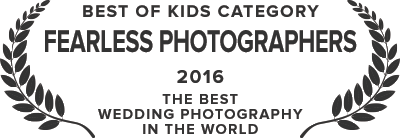 Fearless Photographers - Best of Kids Category - 2016