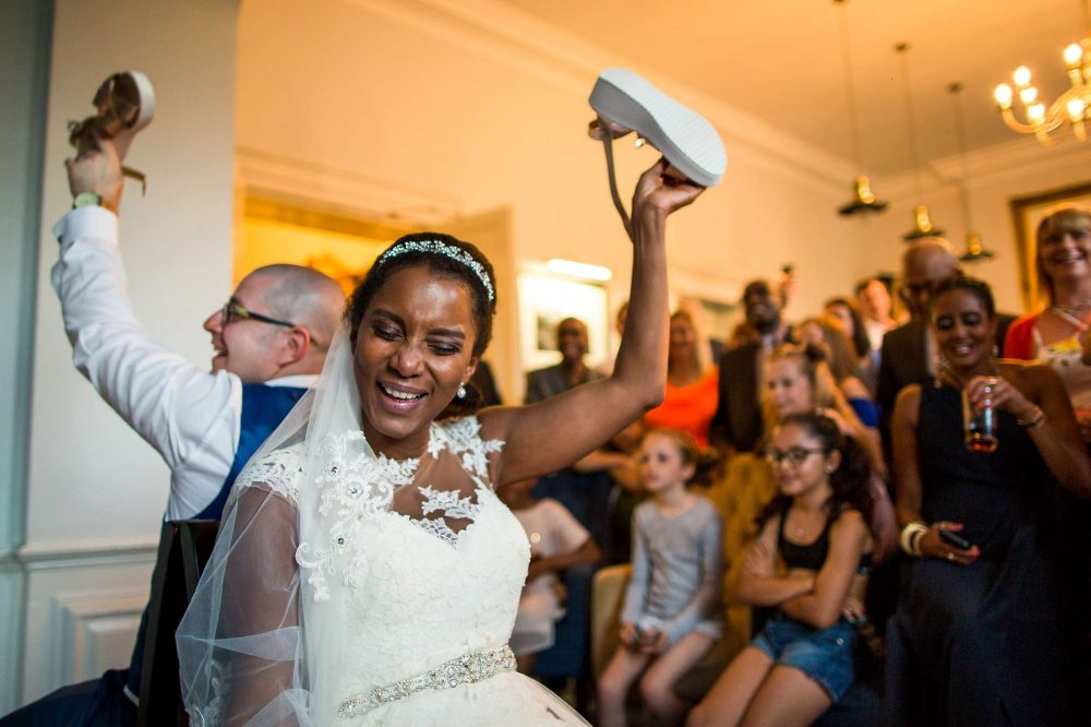 WPJA – Award Winning Wedding Photography at Stoke Rochford Hall