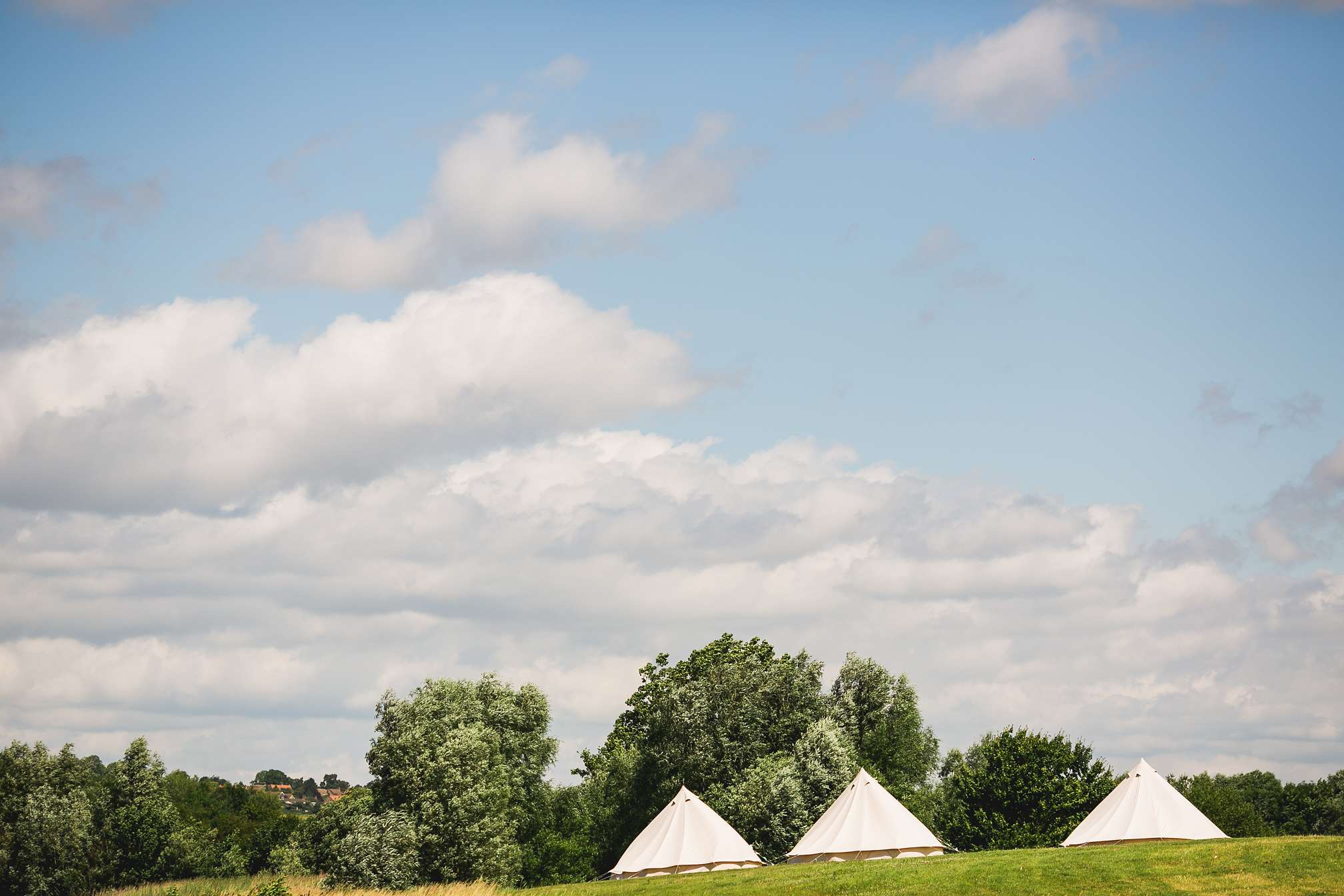 Tipi's at Grendon Lakes