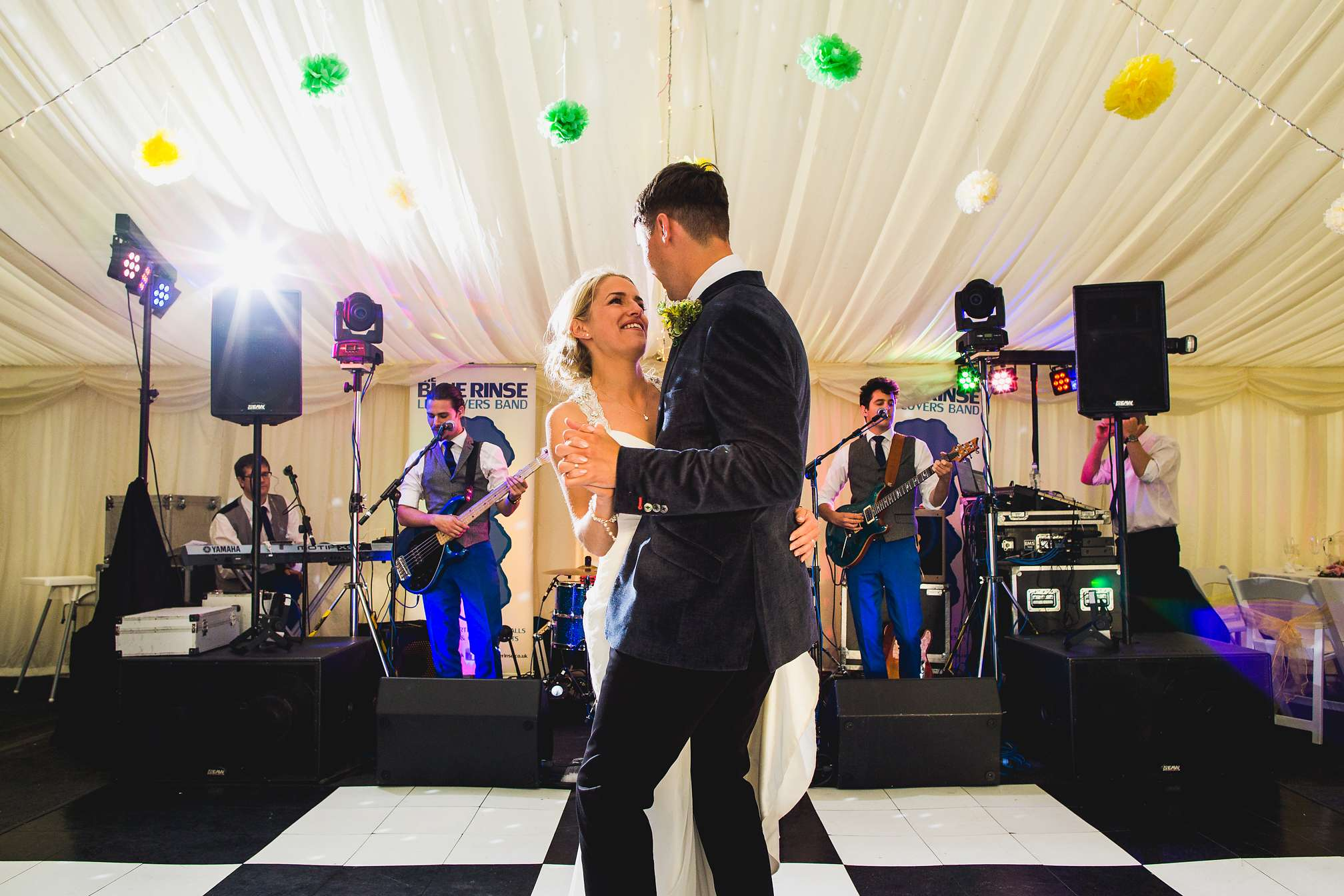First Dance - Grendon Lakes Wedding Venue