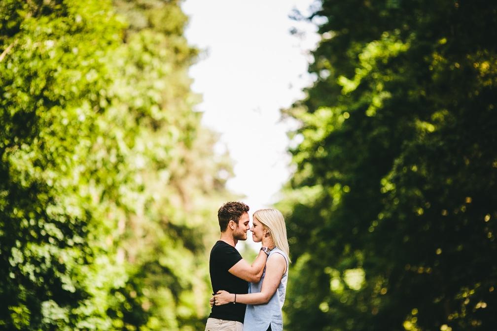 Harlestone Firs Pre-Wedding Photography