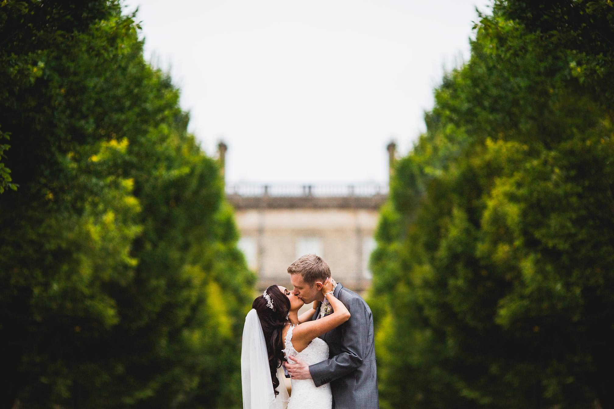 Award Winning Wedding Photography - Hedsor House