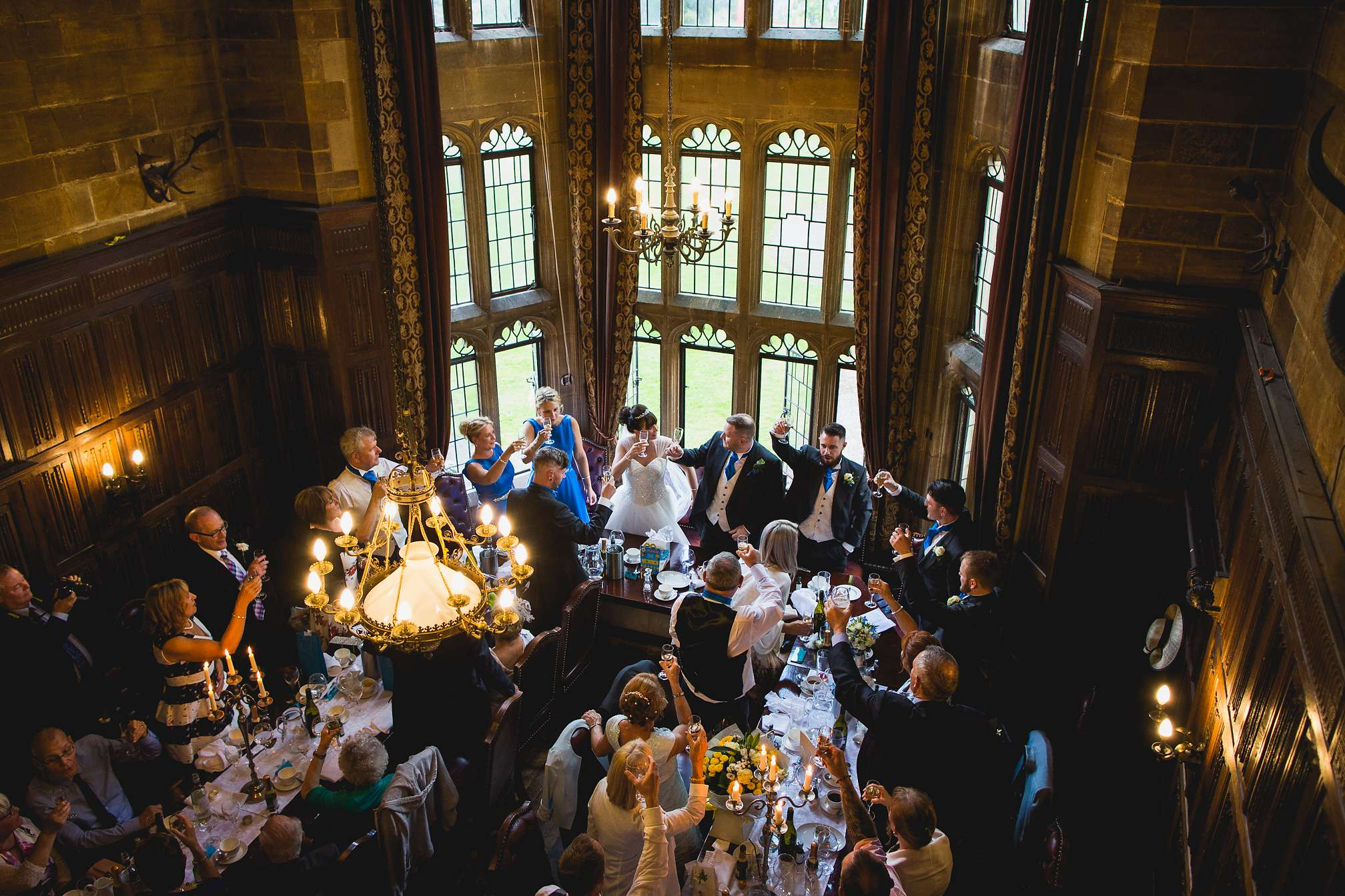 Highgate House Award Winning Wedding Photo