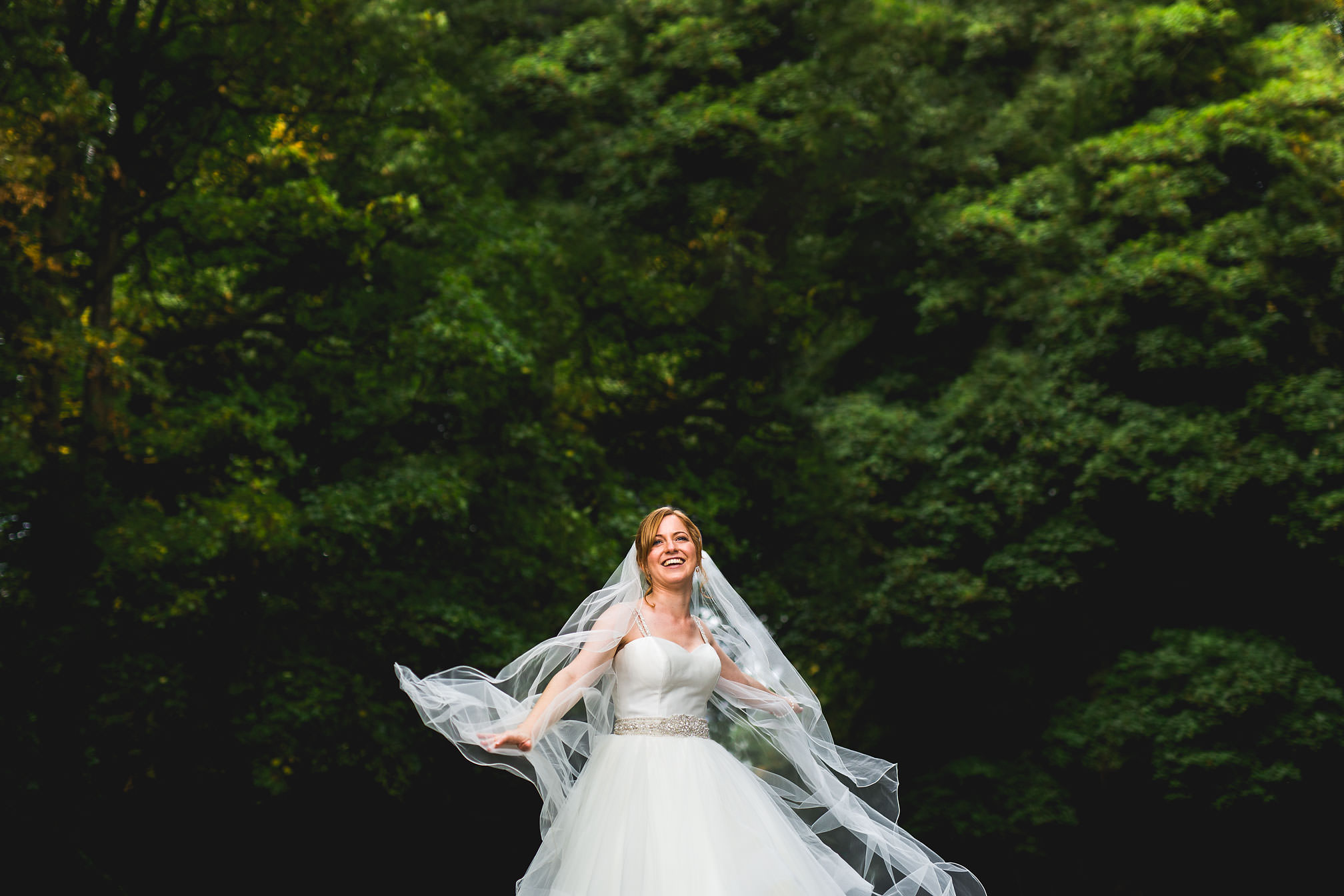 MyWed Editors Choice - Holdenby House Windy Veil Picture
