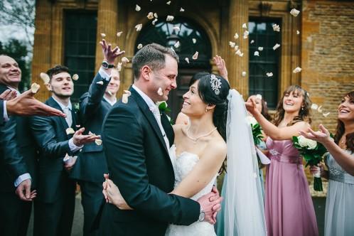 Jo + Andy Wedding