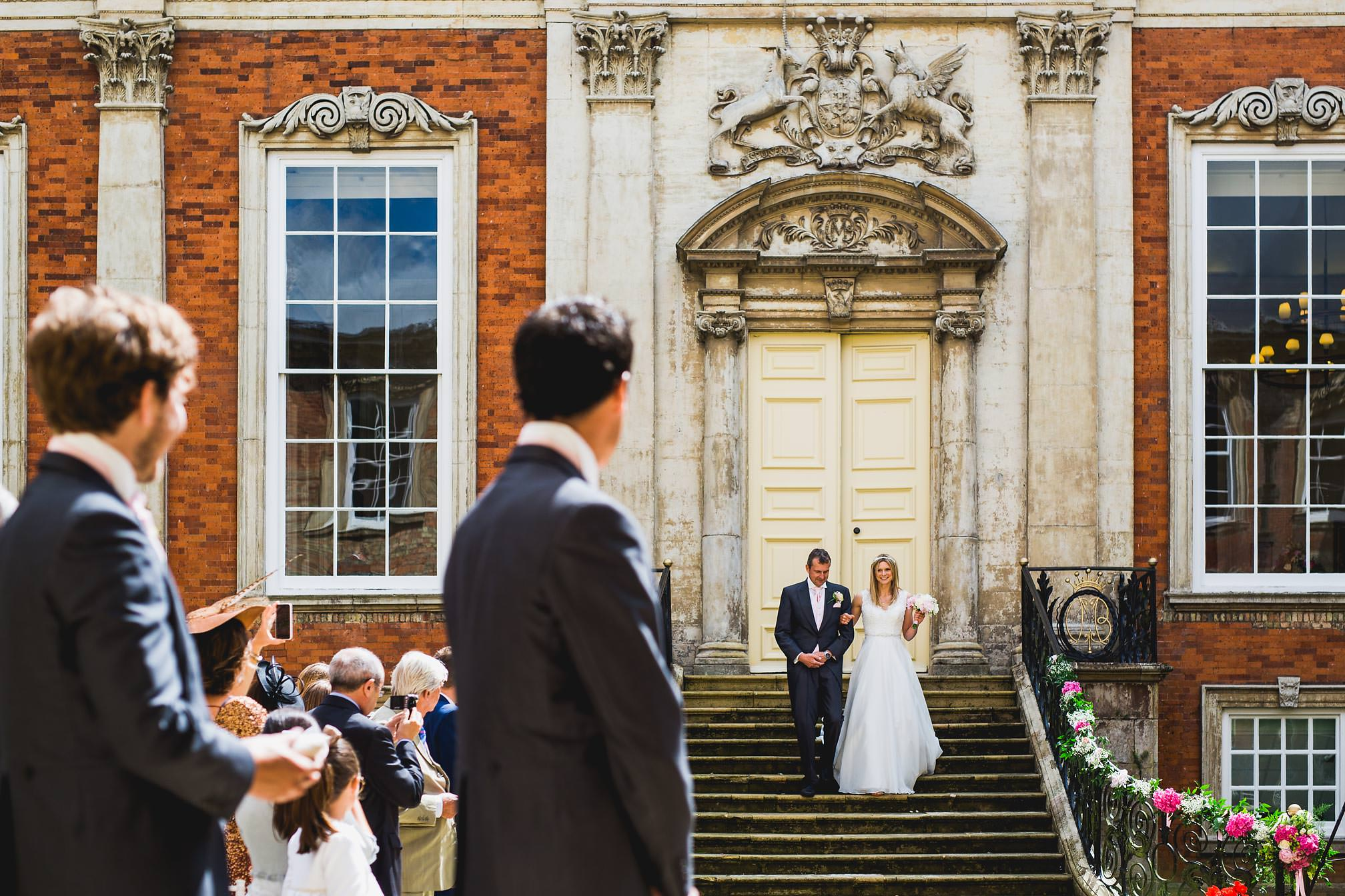 MyWed Editors Choice - Kimbolton Castle Grand Bridal
