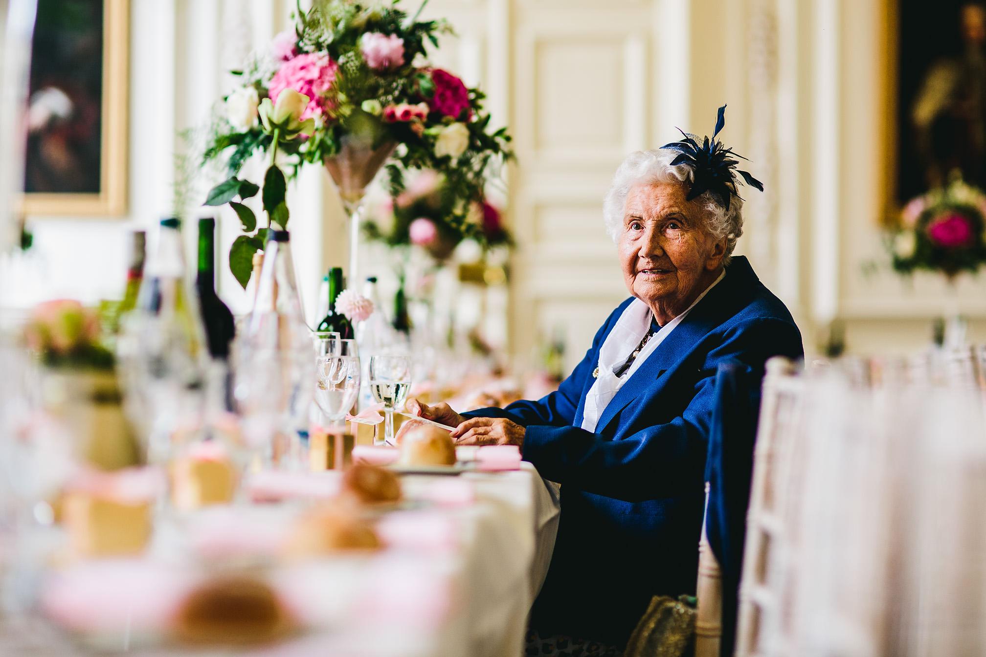 Elderly guest