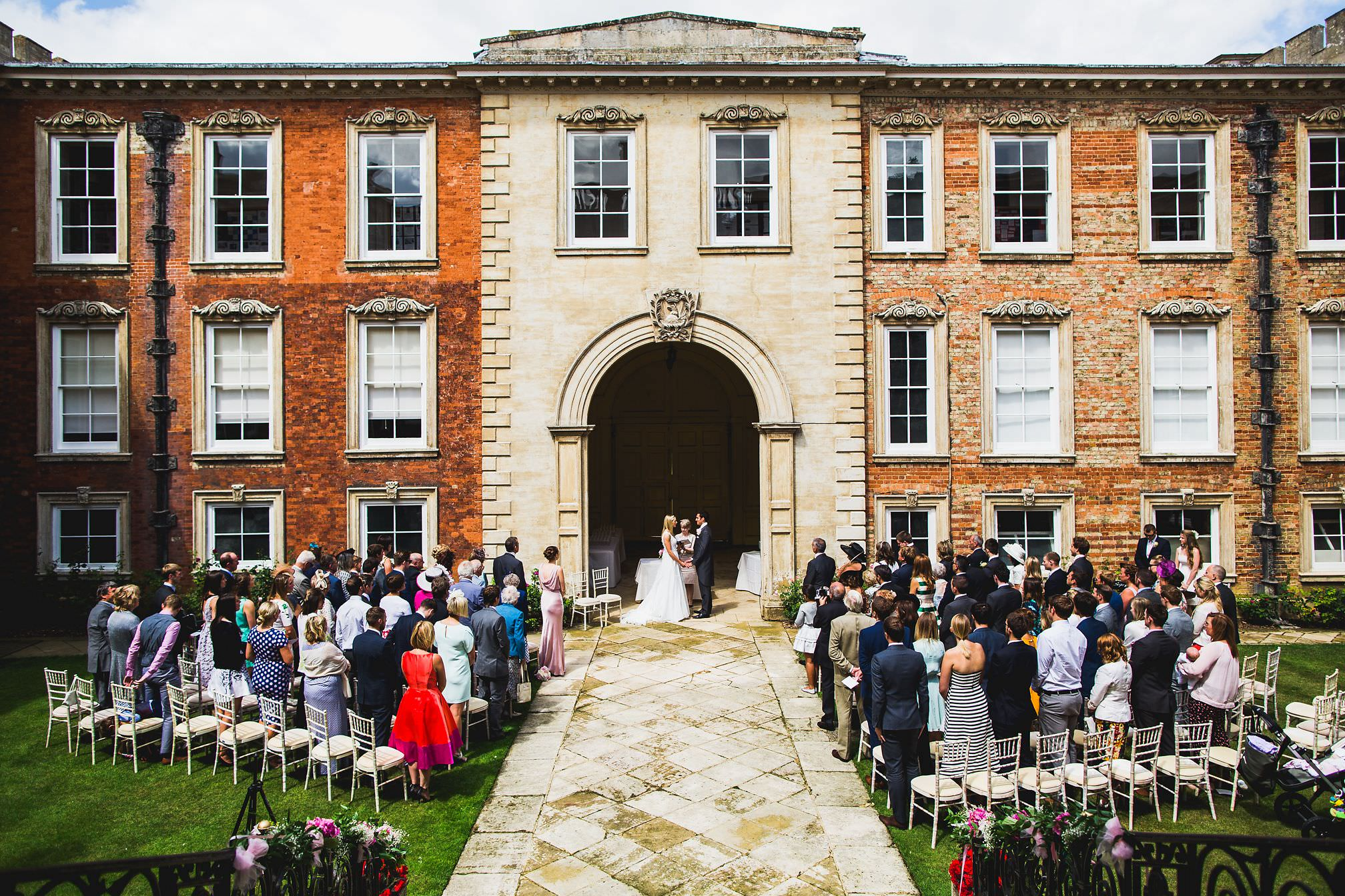 MyWed Editors Choice - Kimbolton Castle Wedding Ceremony