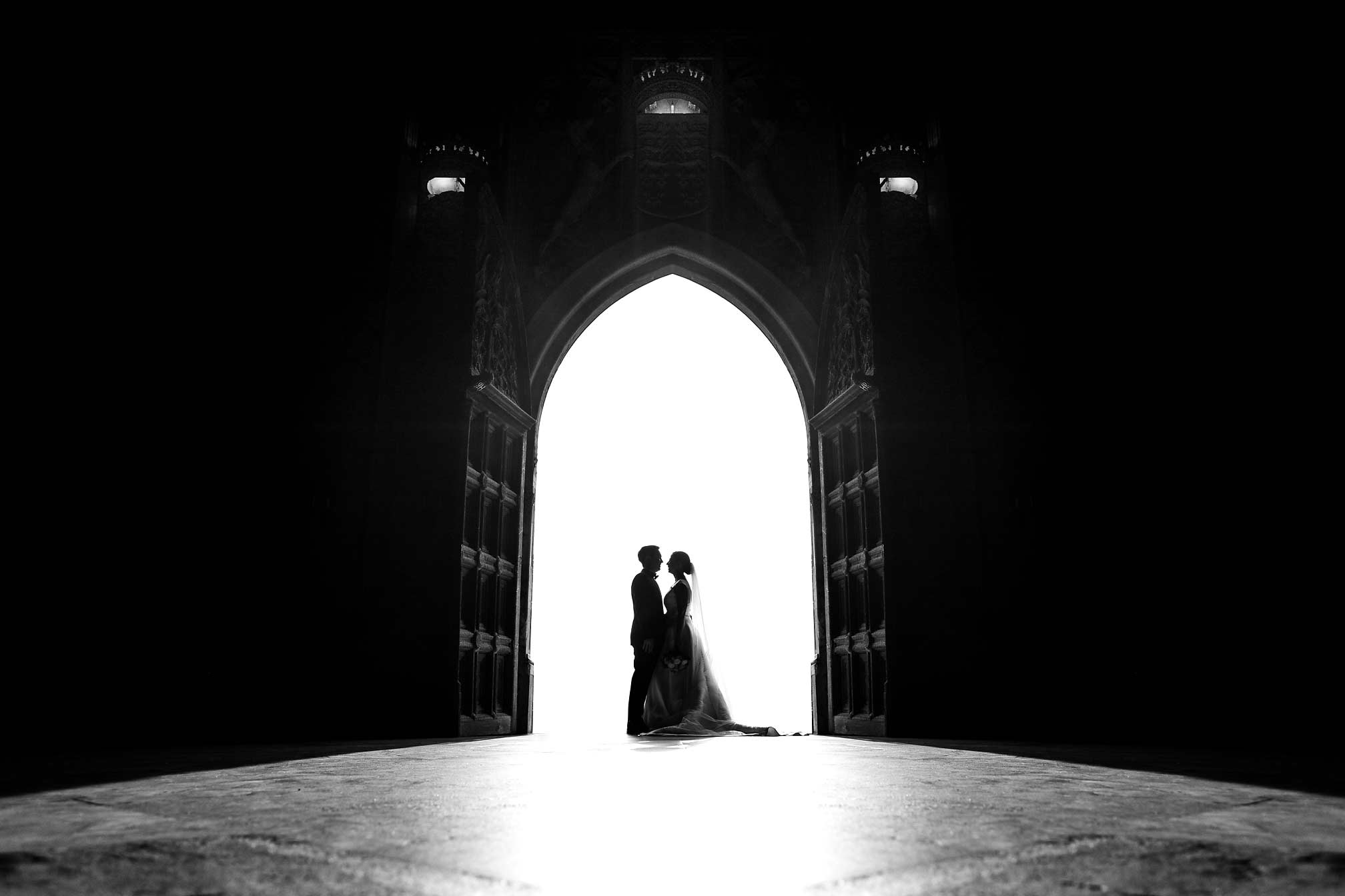Kings Chapel Cambridge Wedding Photographer