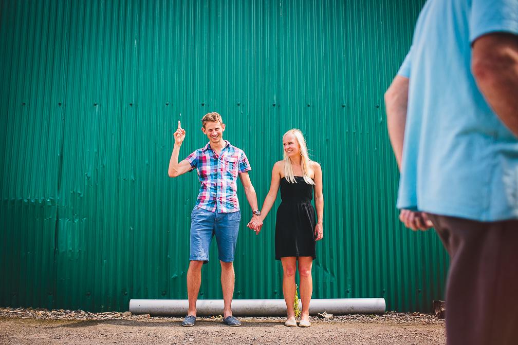 Louisa + Nick Engagement