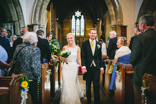 Louisa + Nick Wedding