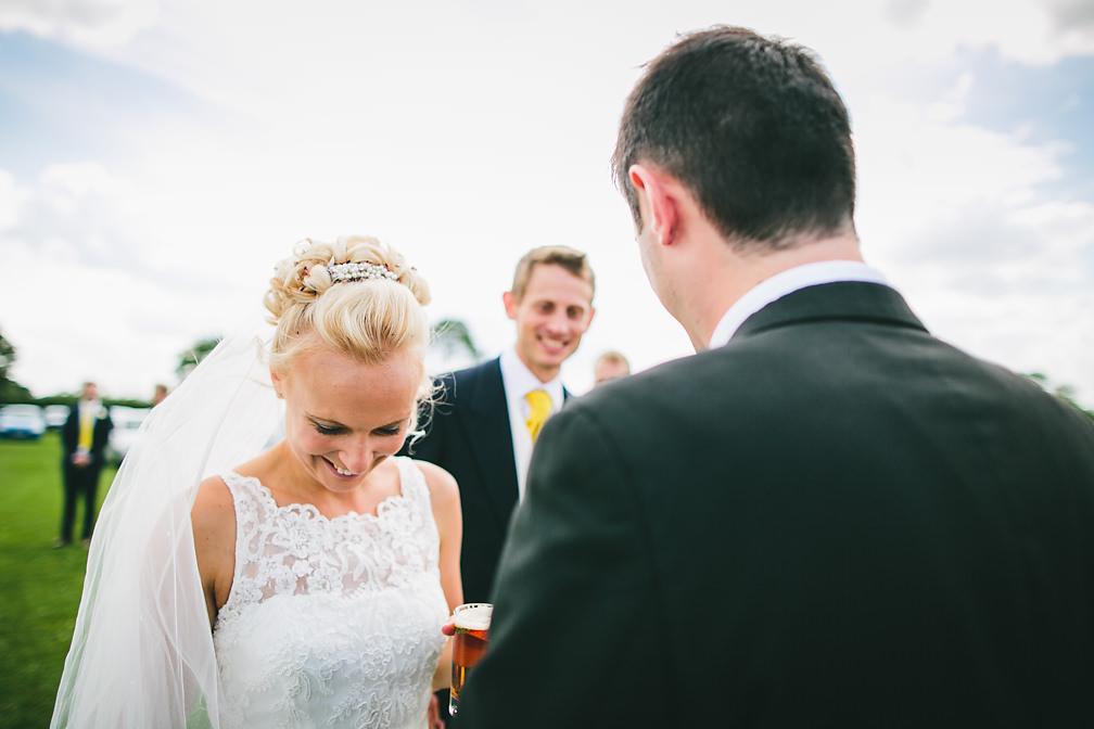 Louisa + Nick Wedding