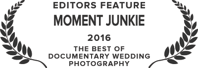 Moment Junkie Editors Feature - 2016