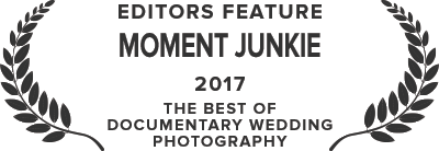 Moment Junkie Editors Feature - 2017