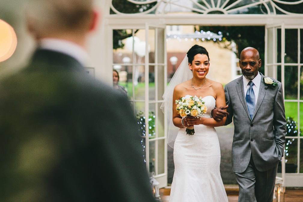 Barton Hall Wedding Photography - Featured