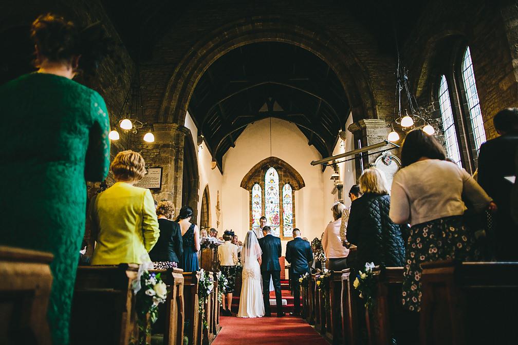 Northamptonshire Village Pub Wedding Photography