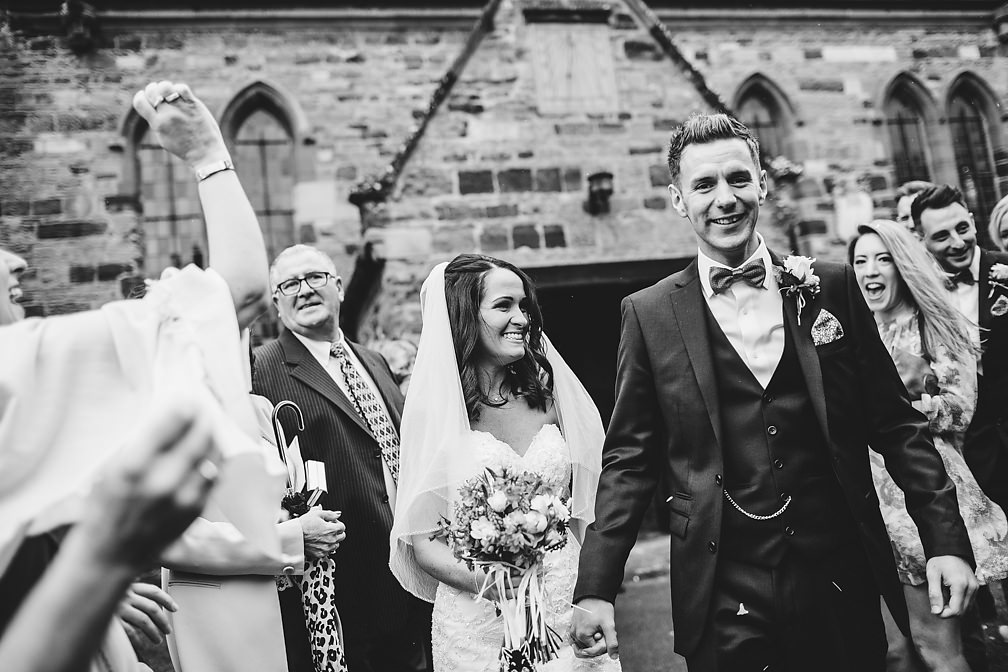 Northamptonshire Village Pub Wedding Photography