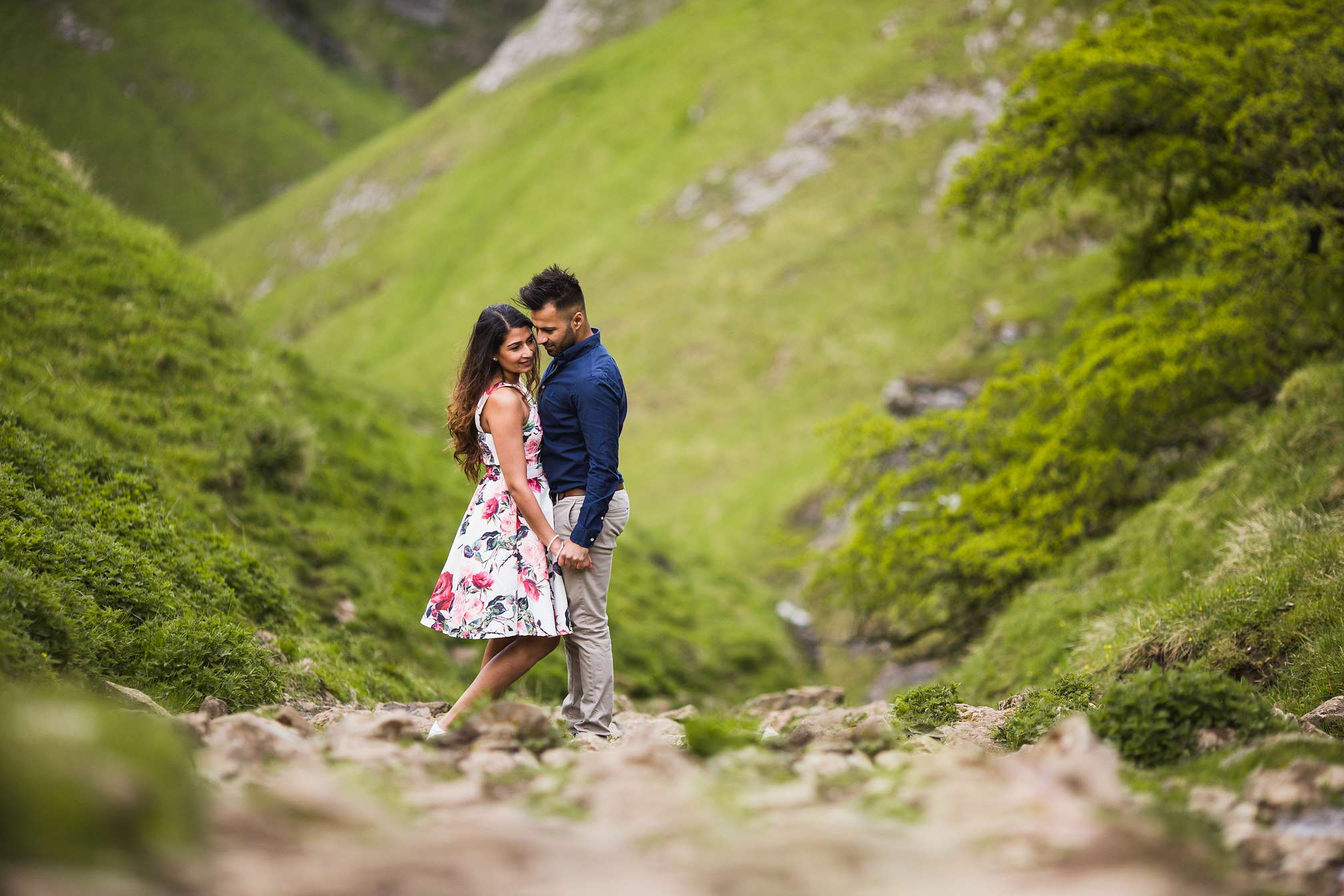Peak District - Kajal and Mayur Pre-Wedding Shoot 01