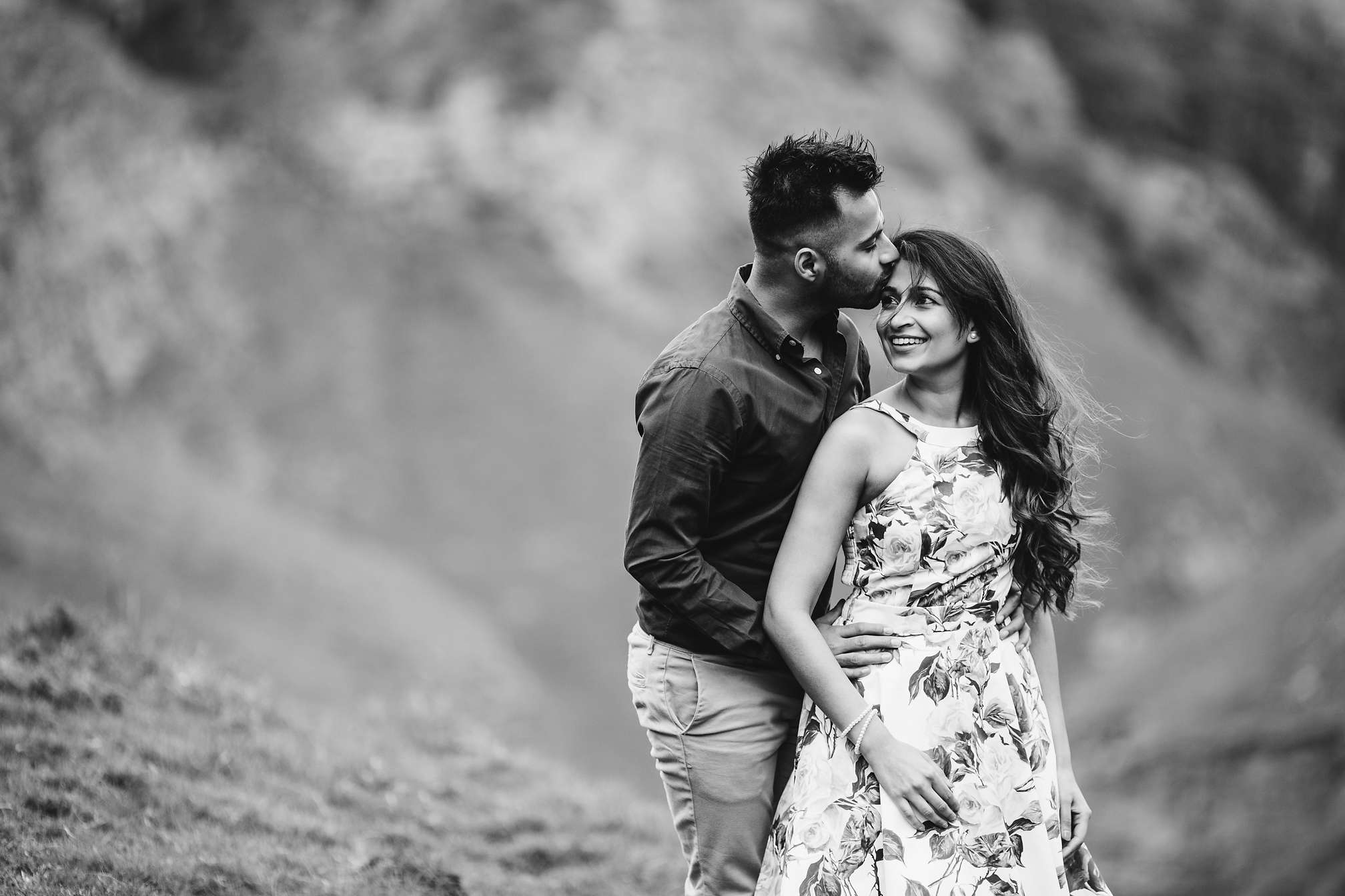 Peak District - Kajal and Mayur Pre-Wedding Shoot 02