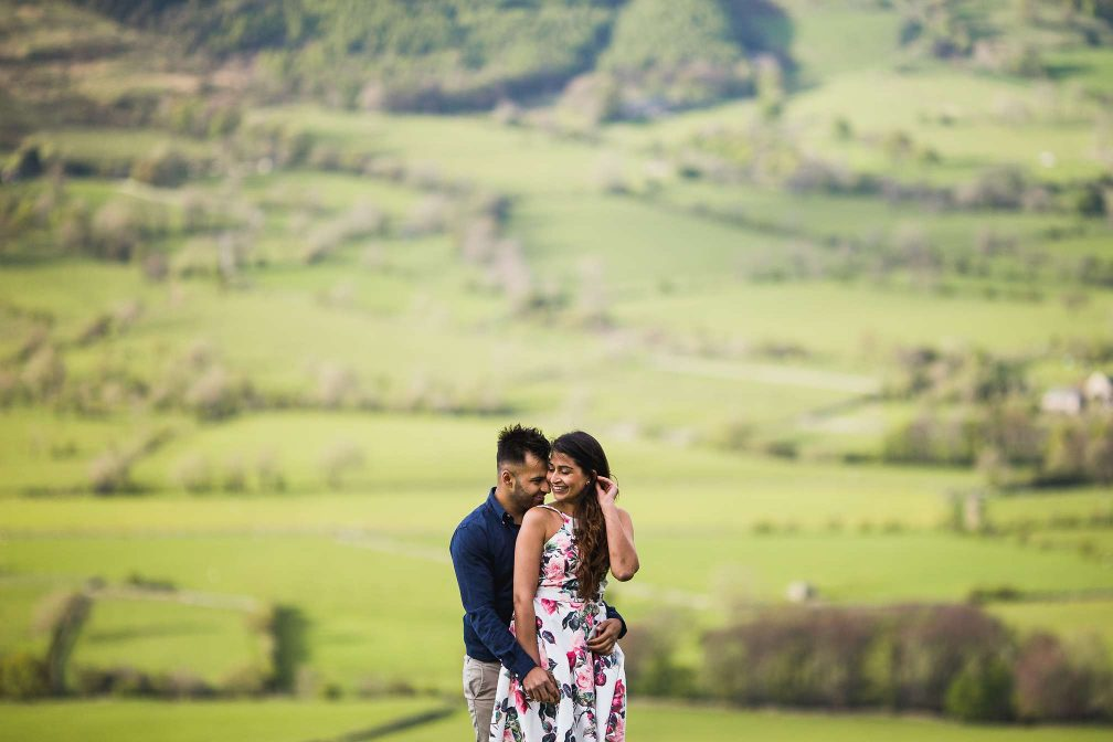 Peak District - Kajal and Mayur Pre-Wedding Shoot 03